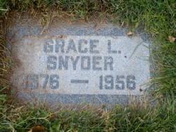 Grace L Snyder