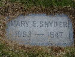 Mary Evelyn Snyder