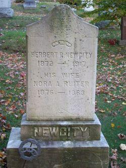 Herbert Roy Newcity