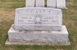 Andrew Ferdinand Gast