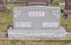 Leo H Gast