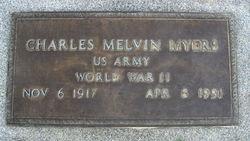 Charles Melvin Myers