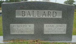 Rudolph Washington Ballard