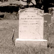Fred L. Chapman or Cunningham