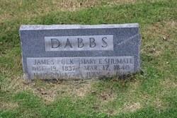 Mary E <I>Shumate</I> Dabbs