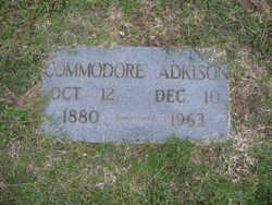 Commodore Adkinson