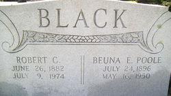 Beuna E. <I>Poole</I> Black