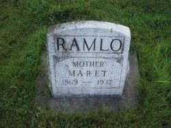 "Maret ""Mary"" Ramlo"