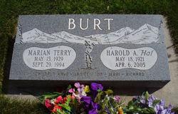 Marion T Burt