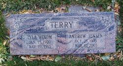 Lyla <I>Wixom</I> Terry