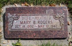 Mary Bakes Rogers