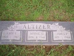 John Floyd Altizer