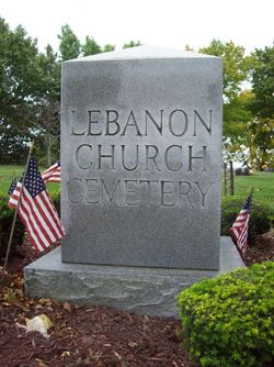 Lebanon Church Cemetery