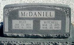 Fletcher Mitchell McDaniel