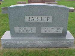 Dan Dayton Barber