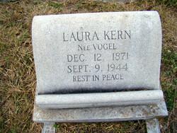 Laura Augusta <I>Vogel</I> Kern
