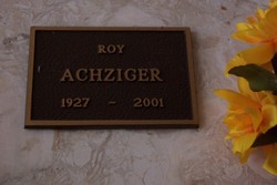 Roy Achziger