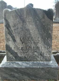 L J McCollum