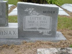 Lottie D <I>Dexter</I> Broadnax