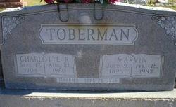 Charlotte R. <I>Halford</I> Toberman