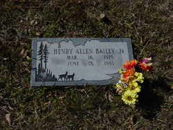 Henry Allen Bailey, Jr