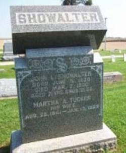John Likes Showalter