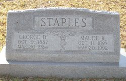 George D Staples
