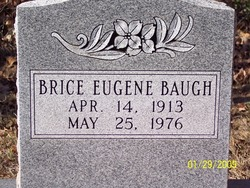 Brice Eugene Baugh