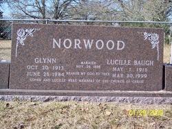 Lucille <I>Baugh</I> Norwood