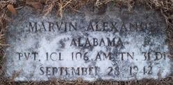 Marvin Alexander
