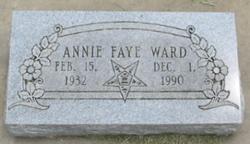 Annie Faye Ward