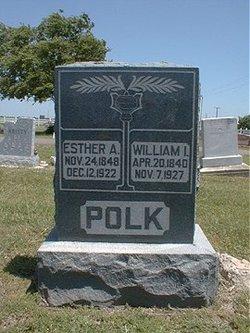 Esther A <I>Schuchman</I> Polk