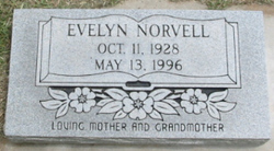 Evelyn Ruth <I>Buzza</I> Norvell