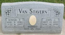 John William VanStavern, Jr