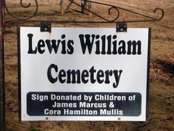 Lewis Williams Cemetery