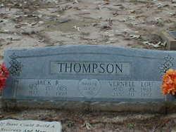 Jack R Thompson