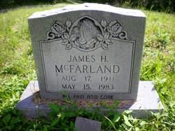 James H McFarland