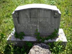 Jane <I>Thacker</I> McFarland