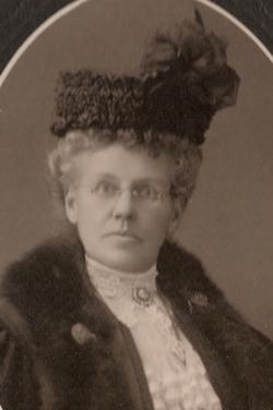 Nancy Irena <I>Wakefield</I> Whitaker