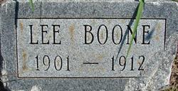 Lee Boone