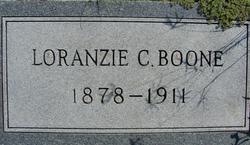 Loranzie C Boone, Sr