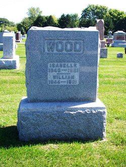 Isabelle <I>Trimble</I> Wood