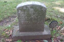 Ernest Simons