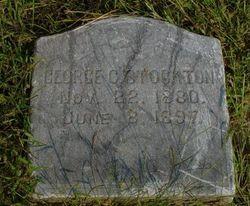 George Stockton