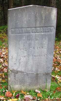 William C Bailey