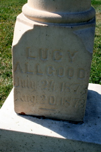 Lucy Allgood