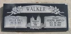 Joseph Shipley Walker
