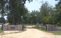 Old Bluff Presbyterian Church Cemetery
