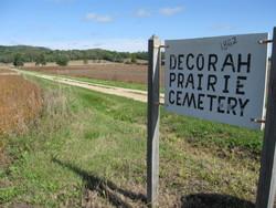 Decorah Prairie Cemetery
