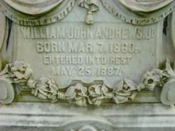 William John Andrews, Jr